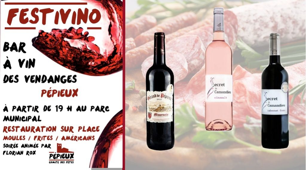 FESTIVINO : Bar à vin des vendanges